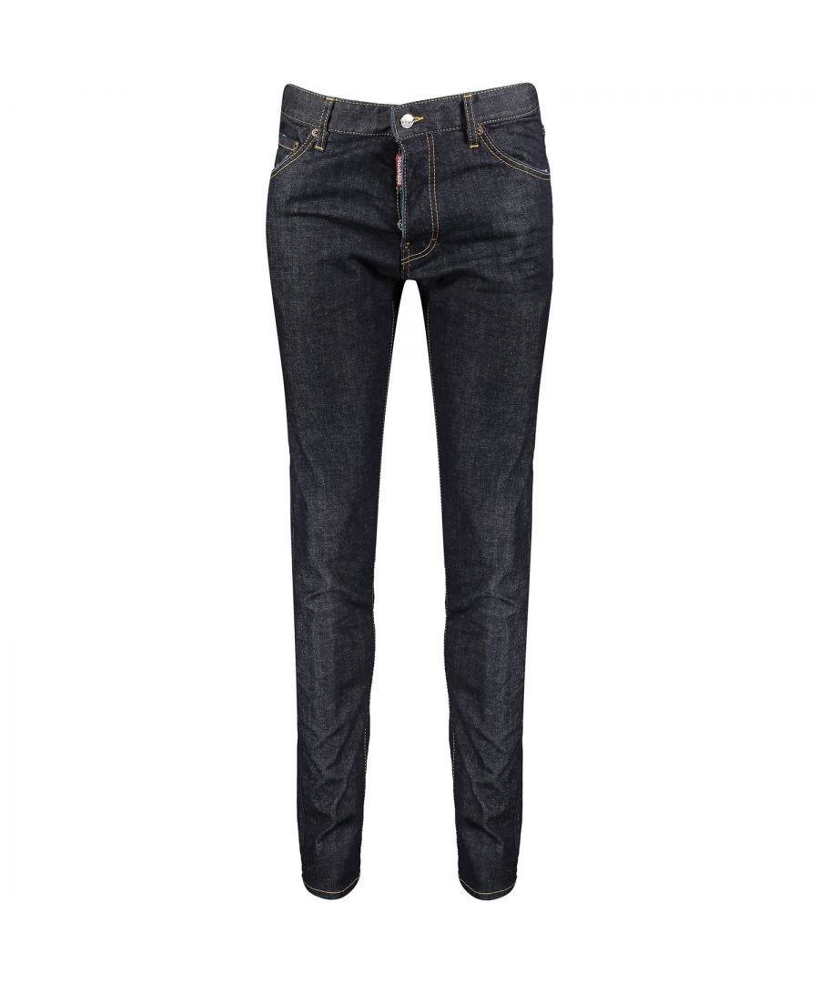 Image for DSquared2 Dean S74LB0047 S30537 470 Jeans