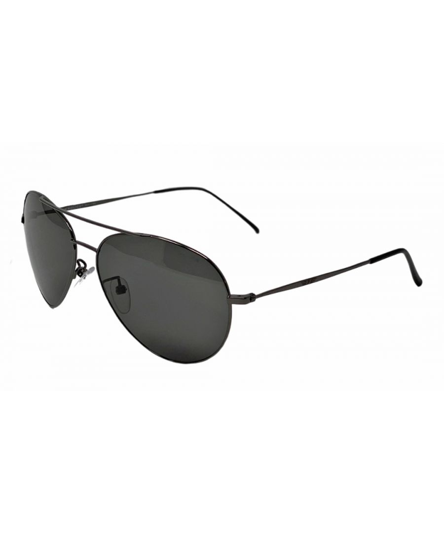 Image for Police S8157C 568F Aviator Sunglasses