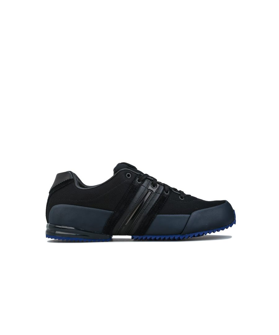 Image for Men's Y-3 Sprint Trainers in Black