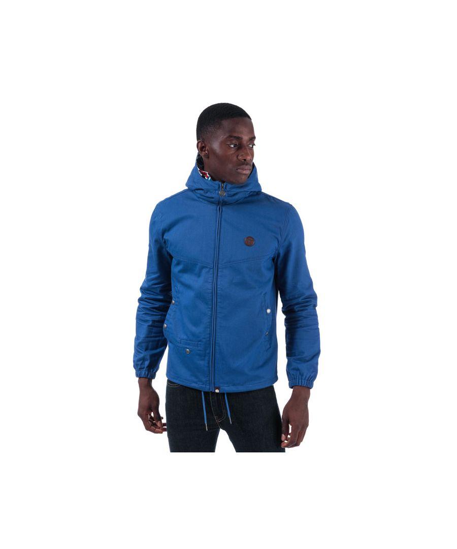 Image for Men's Pretty Green Seasonal Beckford Jacket in Blue