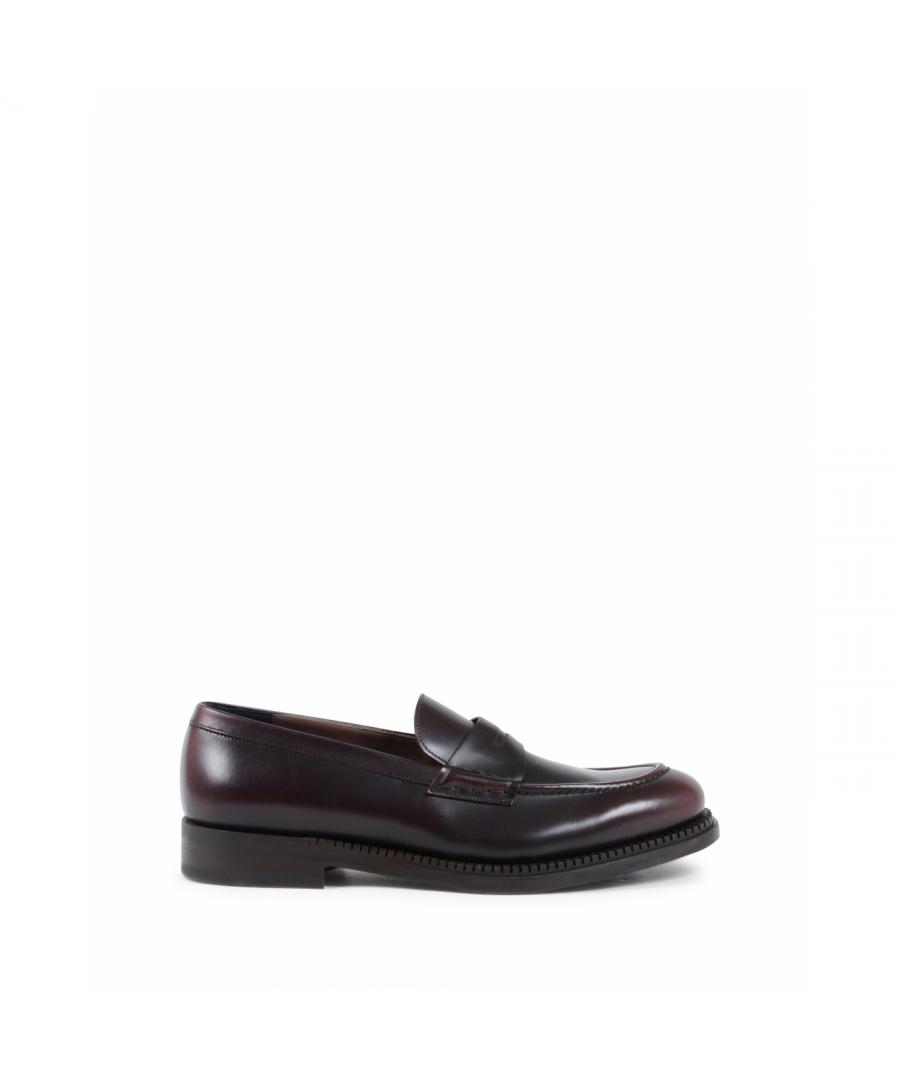 Image for Salvatore Ferragamo Mens Loafer Bordeaux BLOW