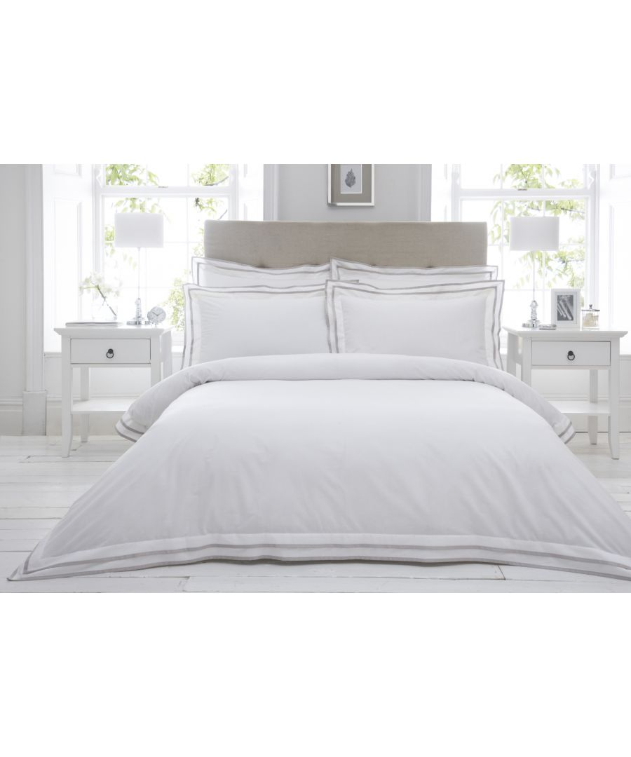 Image for Sandringham King Duvet Set Taupe