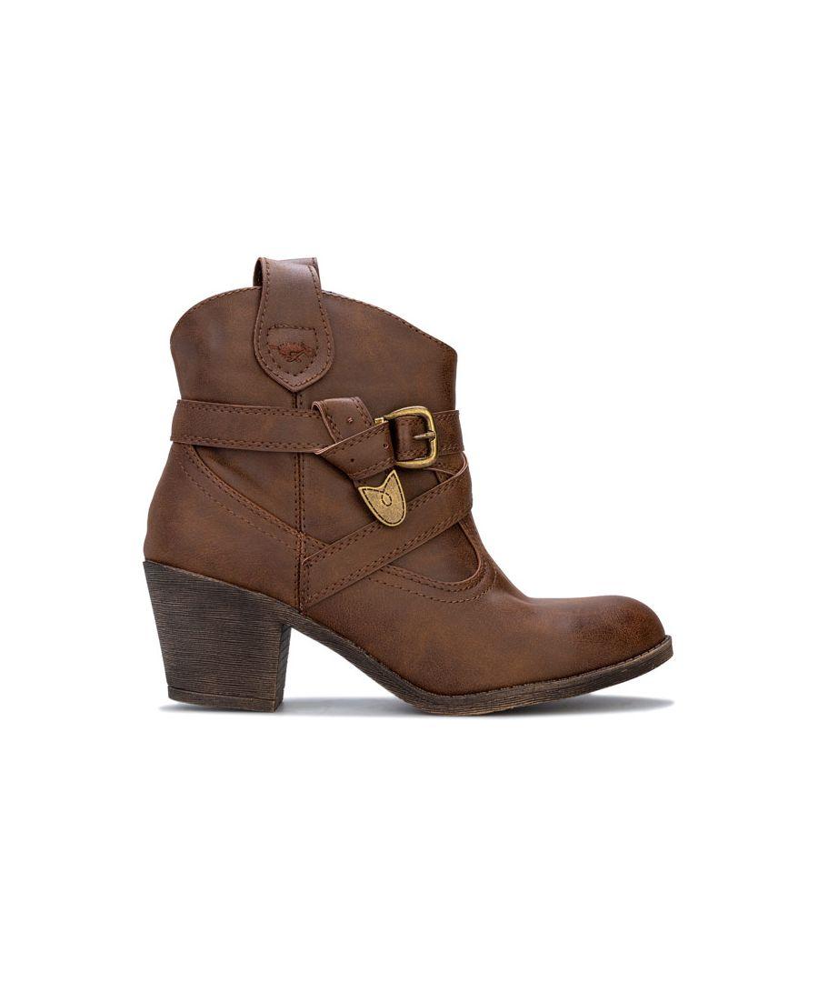 Image for Women's Rocket Dog Satire Lane Boots in Dark Brown