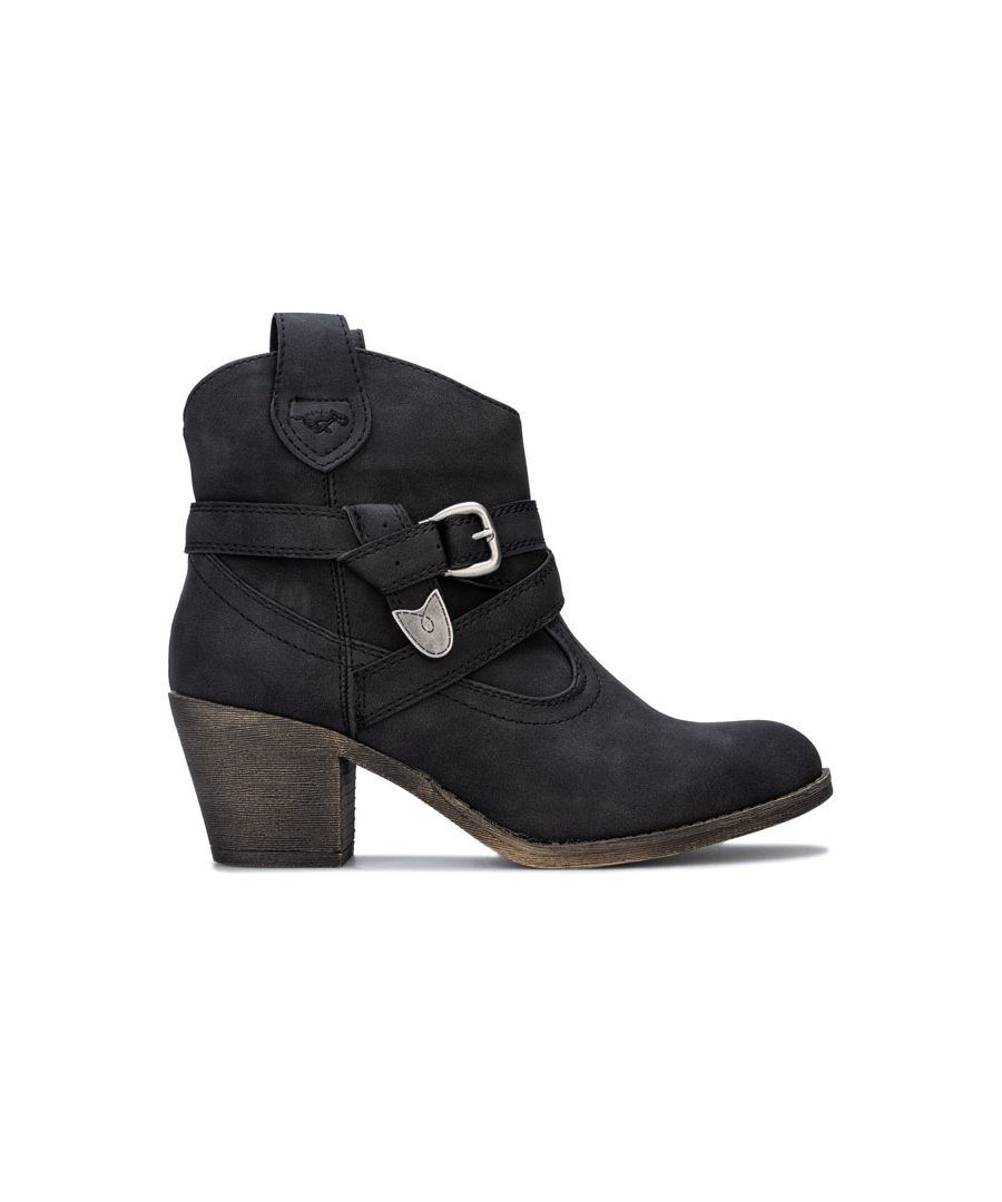 Image for Women's Rocket Dog Satire Lane Boots in Black
