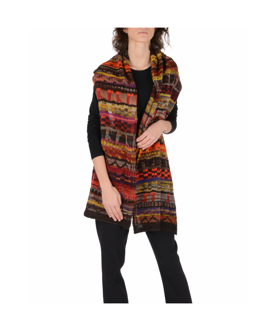 Image for Missoni Womens Scarf Multicolor SC36WMU66900001