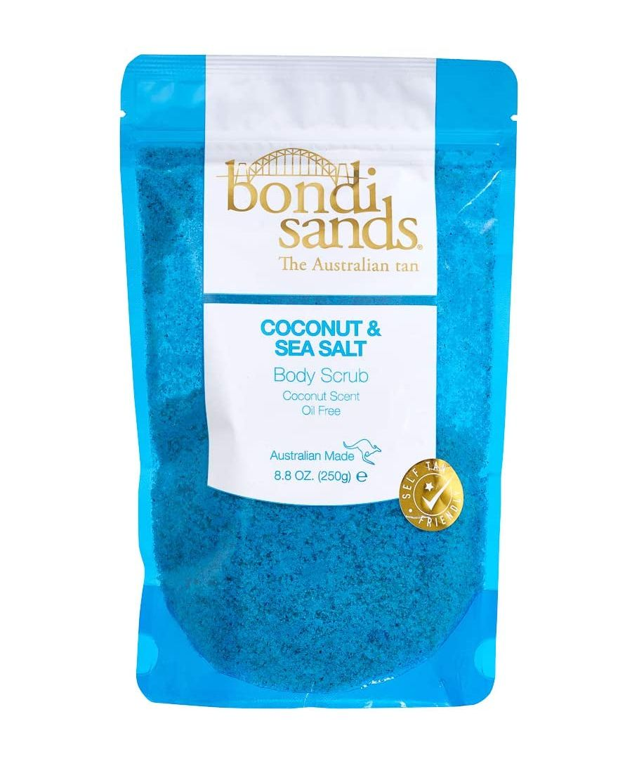Image for Bondi Sands Body Scrub Coconut and Sea Salt - 250g