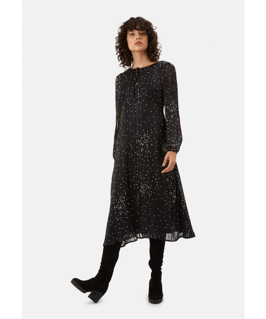 Image for Sneak Preview Midi Dress in Black