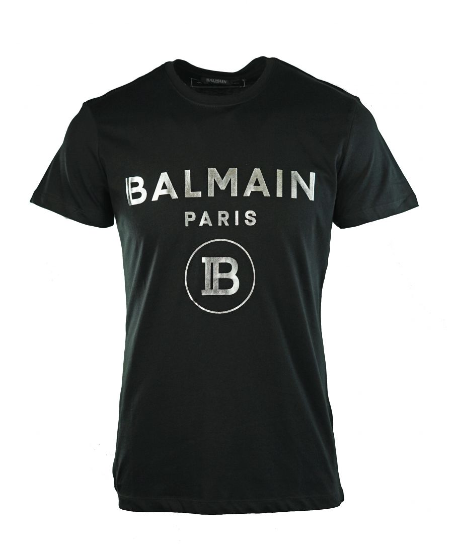 Image for Balmain SH01601 1194 0PA T-Shirt