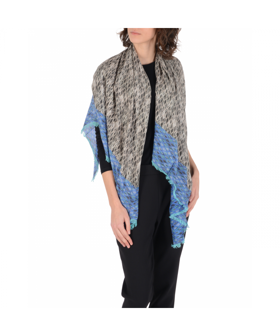 Image for Missoni Womens Shawl Multicolor SL80MMD58410001