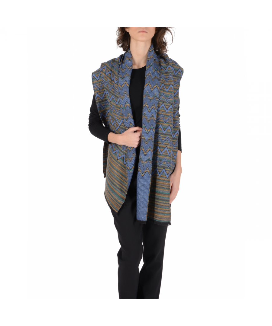 Image for Missoni Womens Scarf Multicolor SC47WOU55590002