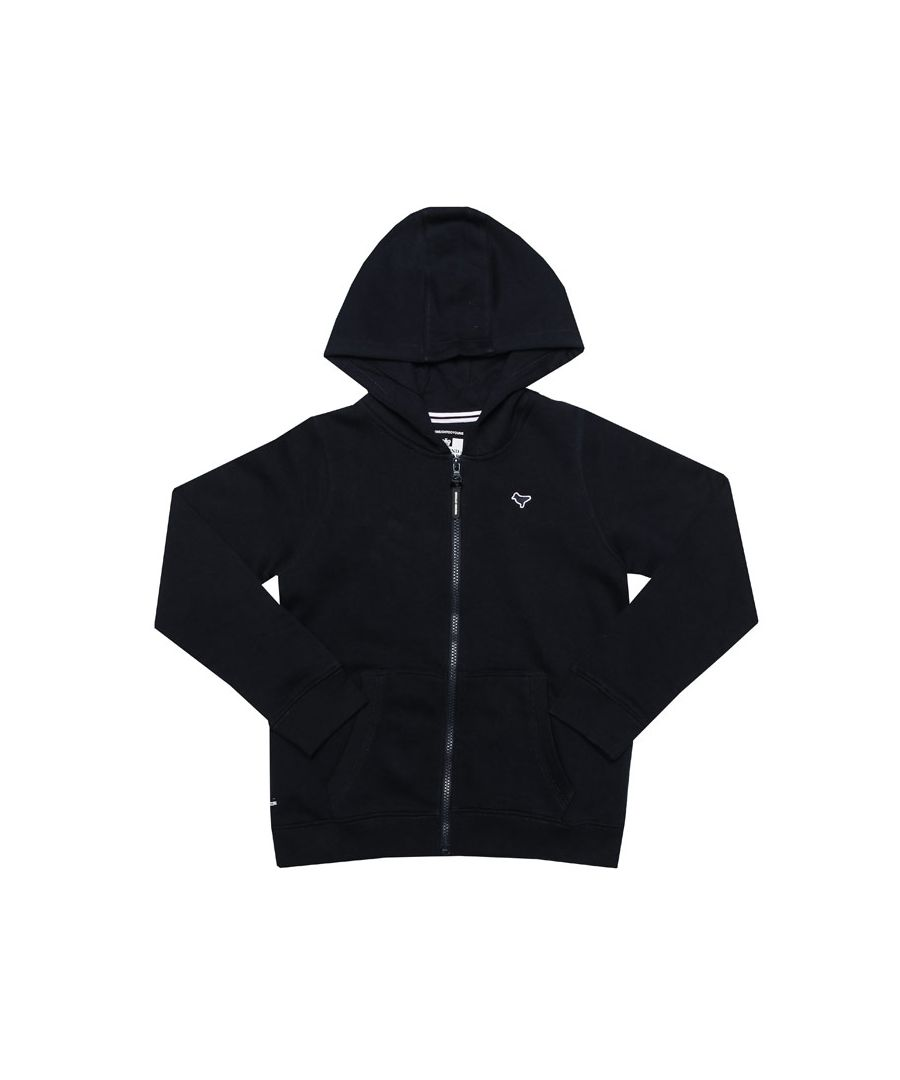 Image for Boy's Weekend Offender Junior Dove Hoody in Navy