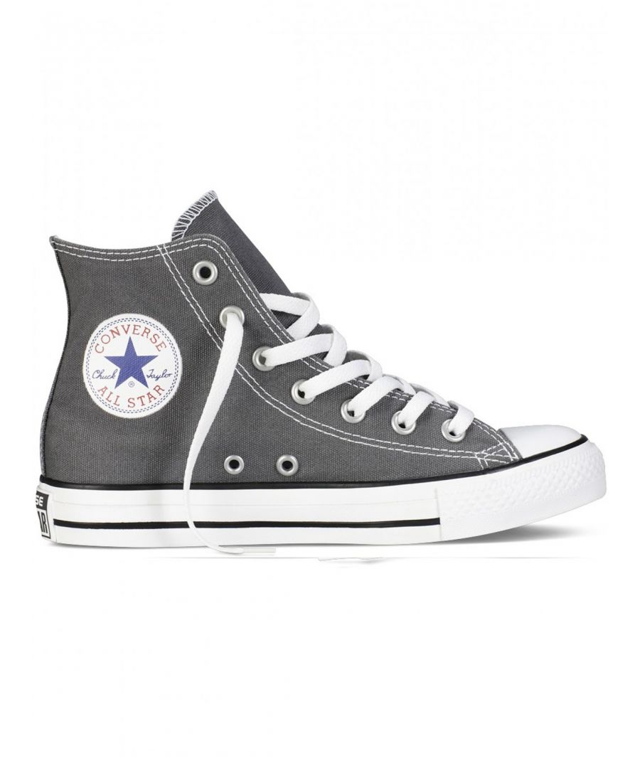 Image for Converse All Star Unisex Chuck Taylor High Tops - Charcoal