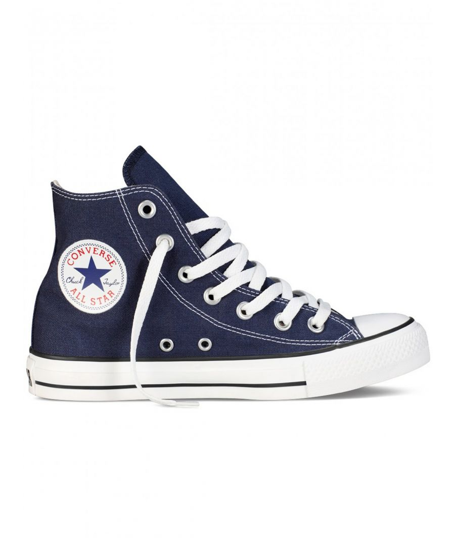 Image for Converse All Star Unisex Chuck Taylor High Tops - Navy
