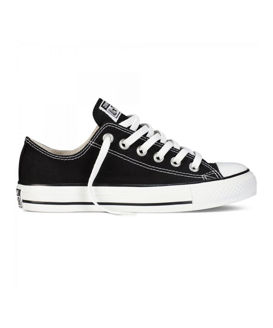 Image for Converse All Star Unisex Chuck Taylor Low Top - Black/White