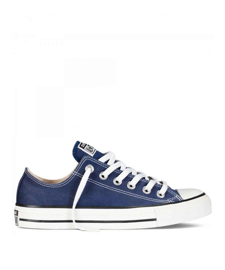 Image for Converse All Star Unisex Chuck Taylor Low Top - Navy