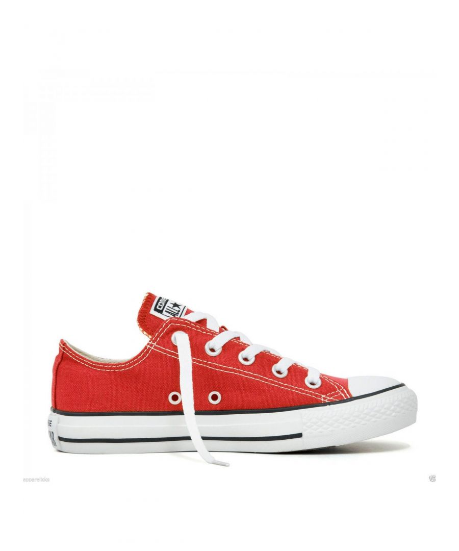 Image for Converse All Star Unisex Chuck Taylor Low Top - Red