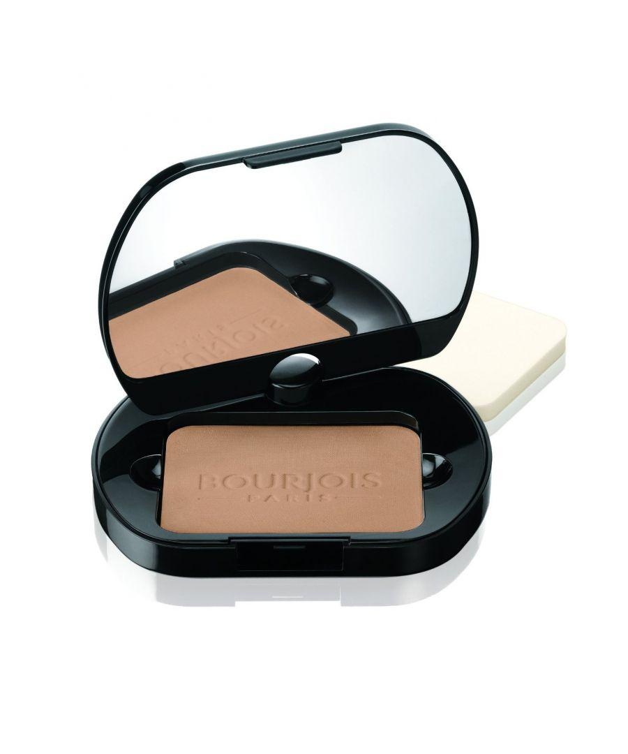 Image for Bourjois Paris Silk Edition Compact Powder 9g - 56 Bronze