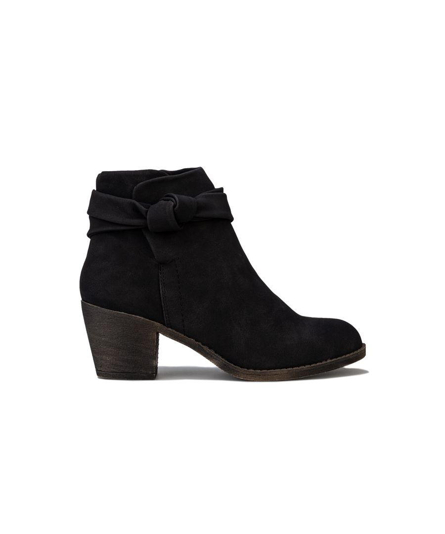 Image for Women's Rocket Dog Silo Lane Boots in Black