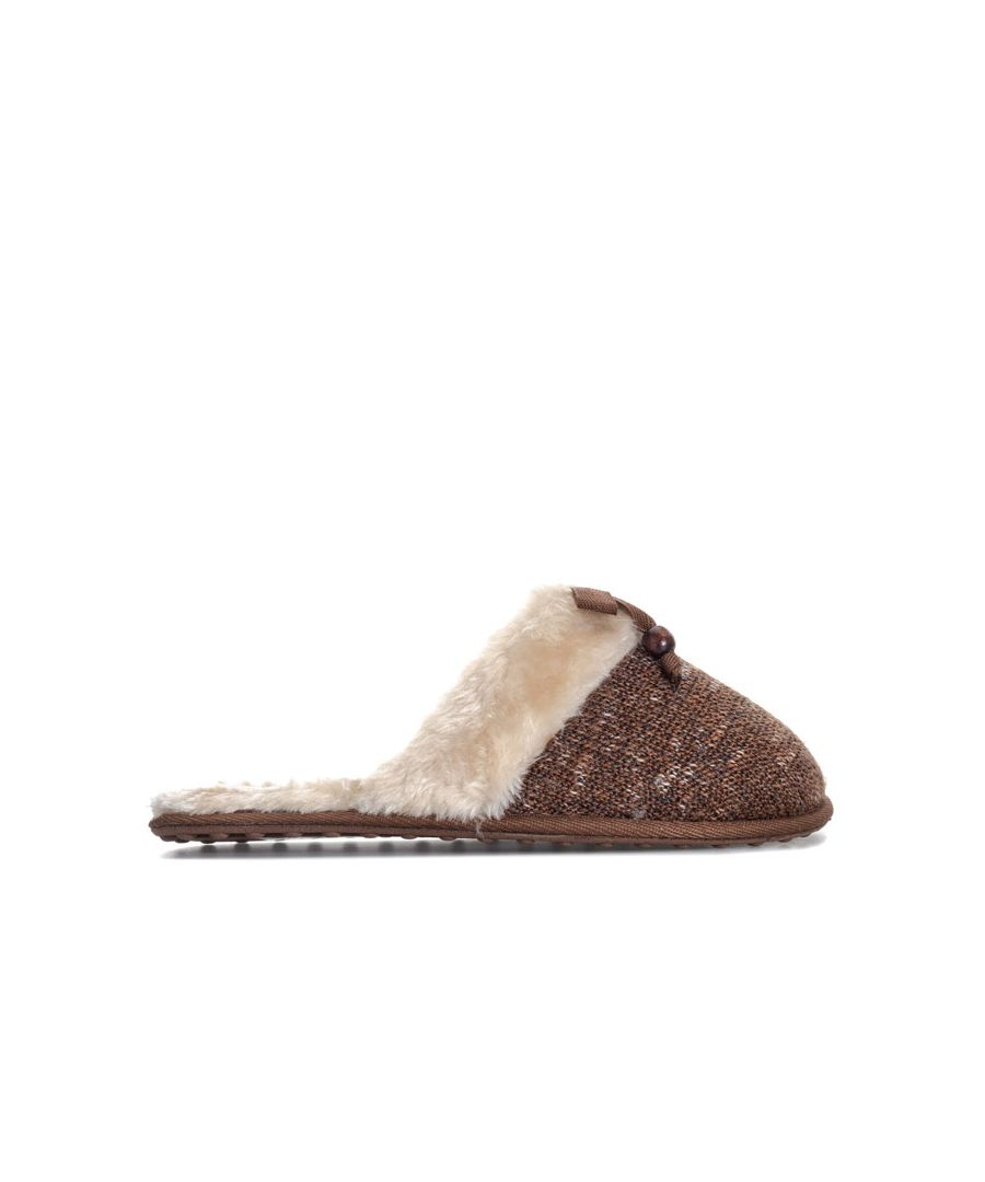 Image for Women's Rocket Dog Silvia Finland Slippers in Walnut