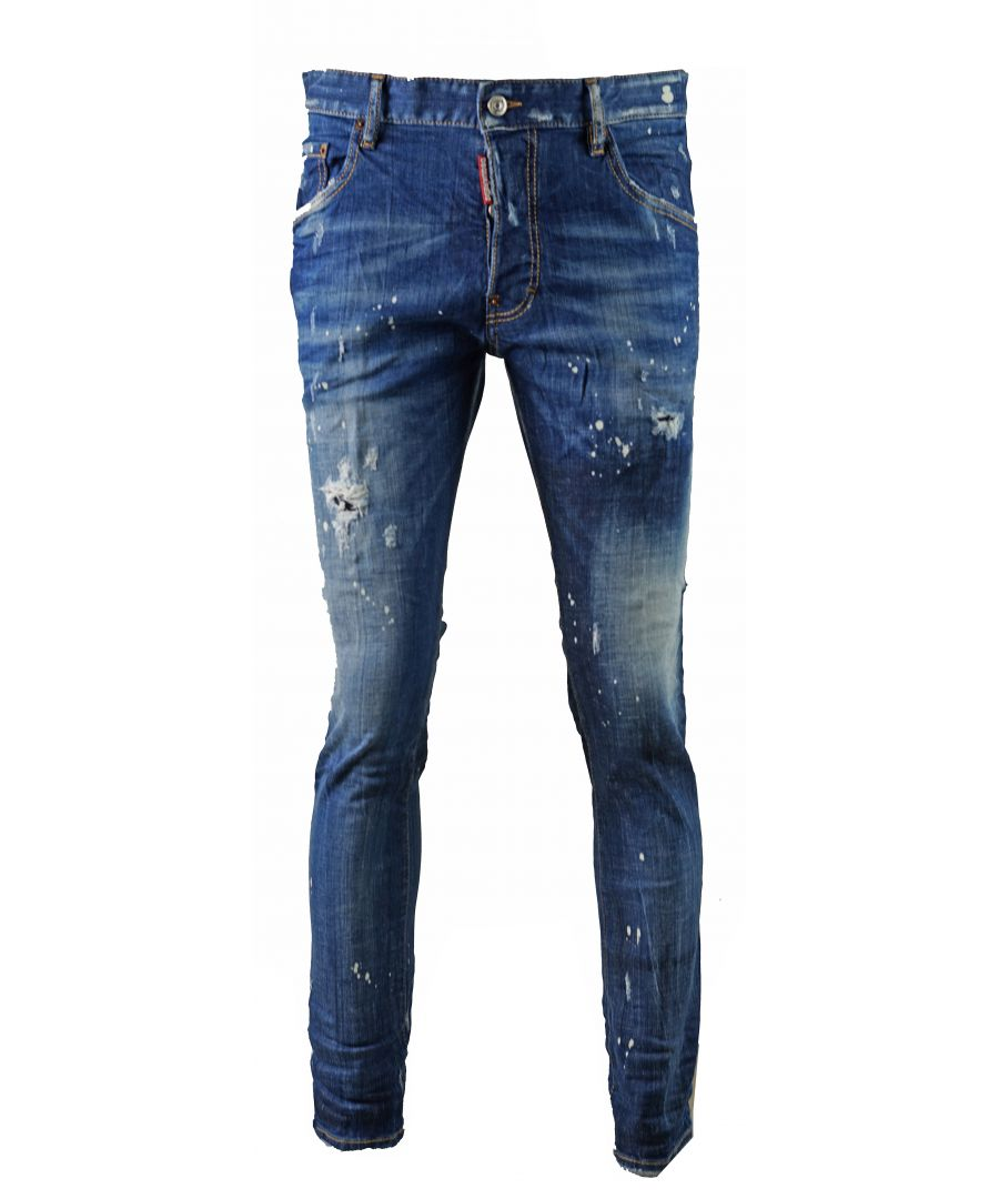 Image for DSquared2 Skater S71LB0590 S30342 470 Jeans