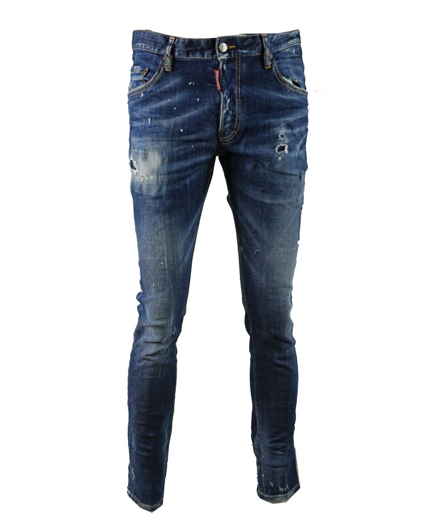 Image for DSquared2 Skater S71LB0597 S30342 470 Jeans