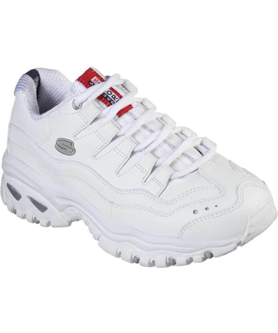 Image for Skechers Womens Sport-Energy Jogger Lace Up Running Shoes