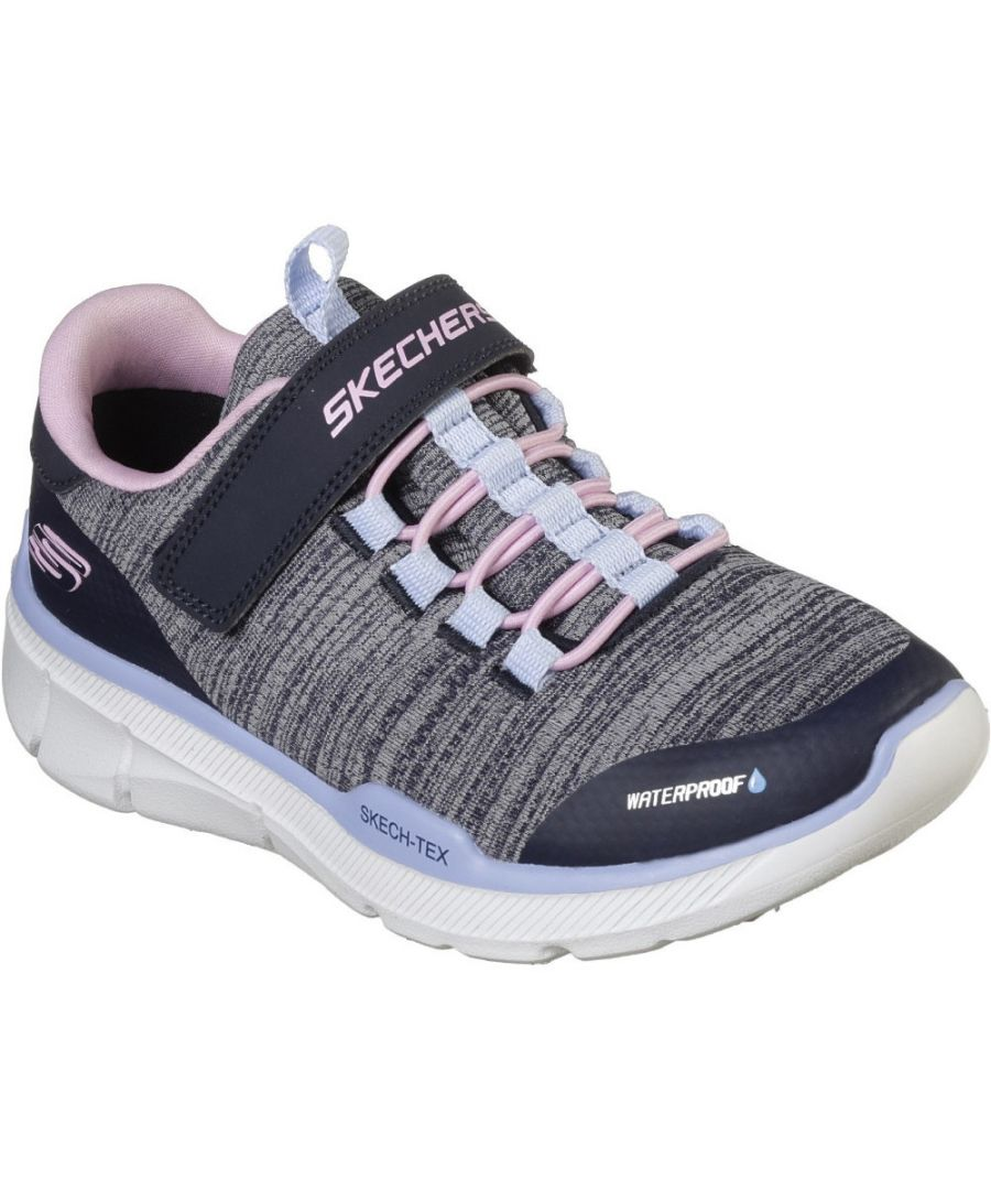 Image for Skechers Girls Equalizer 3.0-Mbrace Durable Trainers Shoes