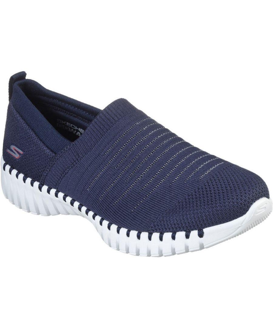 Image for Skechers Womens Gowalk Smart Wise Lightweight Slip On Shoes