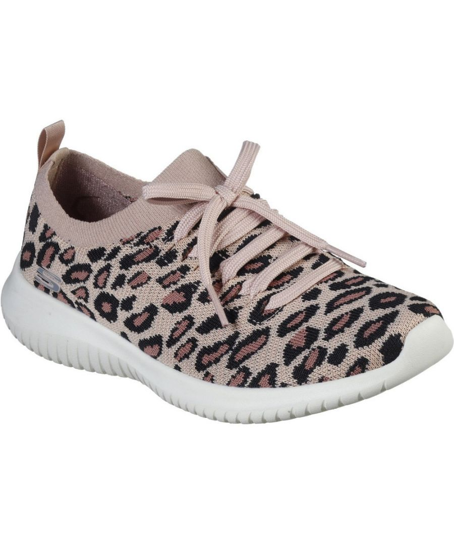 Image for Skechers Womens Ultra Flex Safari Tour Slip On Shoes