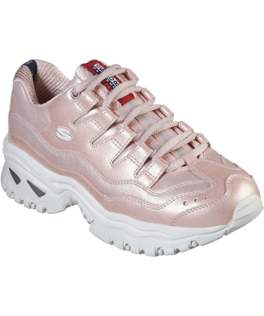 Image for Skechers Womens Energy Glacier Views Flexible Trainers