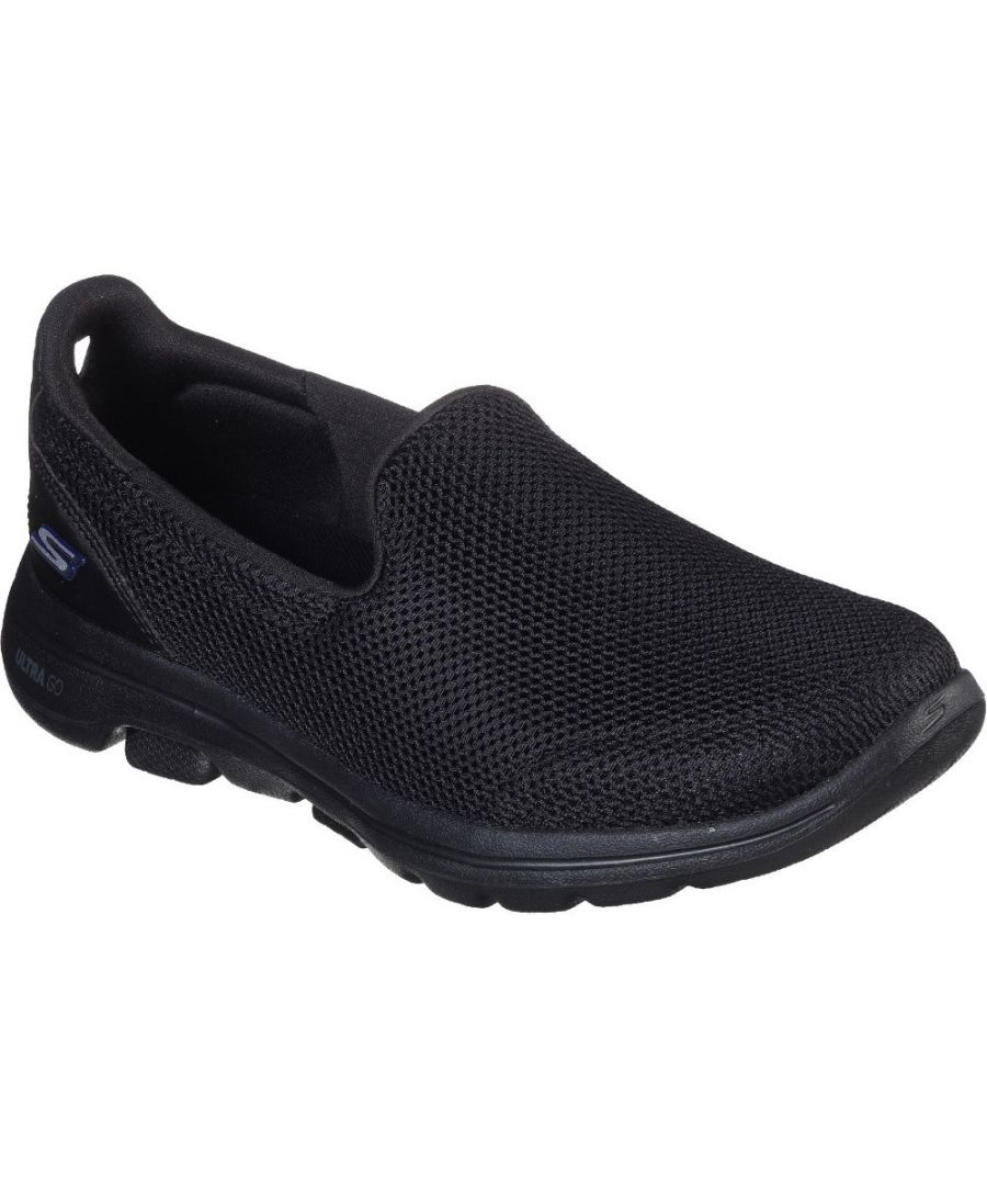 Image for Skechers Womens Gowalk 5 Slip On Lightweight Sports Trainers