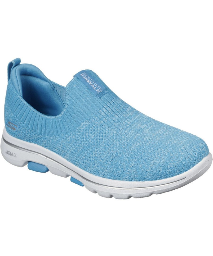Image for Skechers Womens Gowalk 5 Trendy Lightweight Sports Trainers