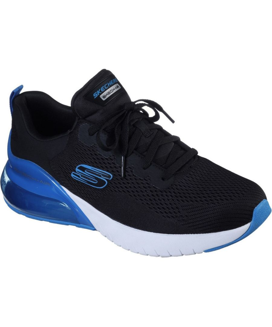 Image for Skechers Mens Skech Air Stratus Maglev Sports Trainers