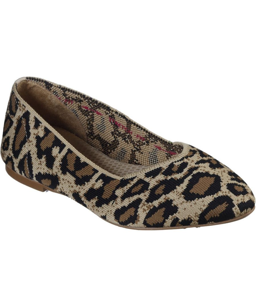 Image for Skechers Womens Cleo Claw Some Slip On Casual Dress Shoes