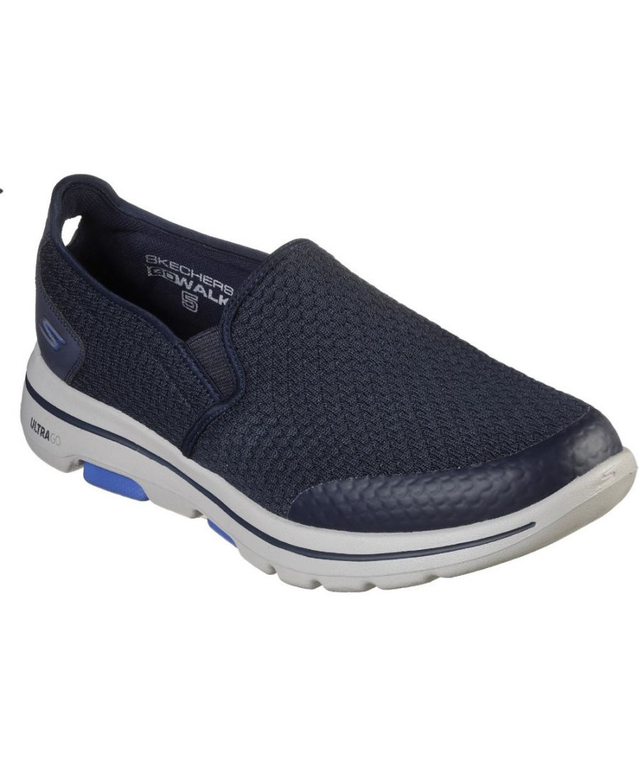 Image for Skechers Mens Gowalk 5 Apprize Slip On Sports Trainers