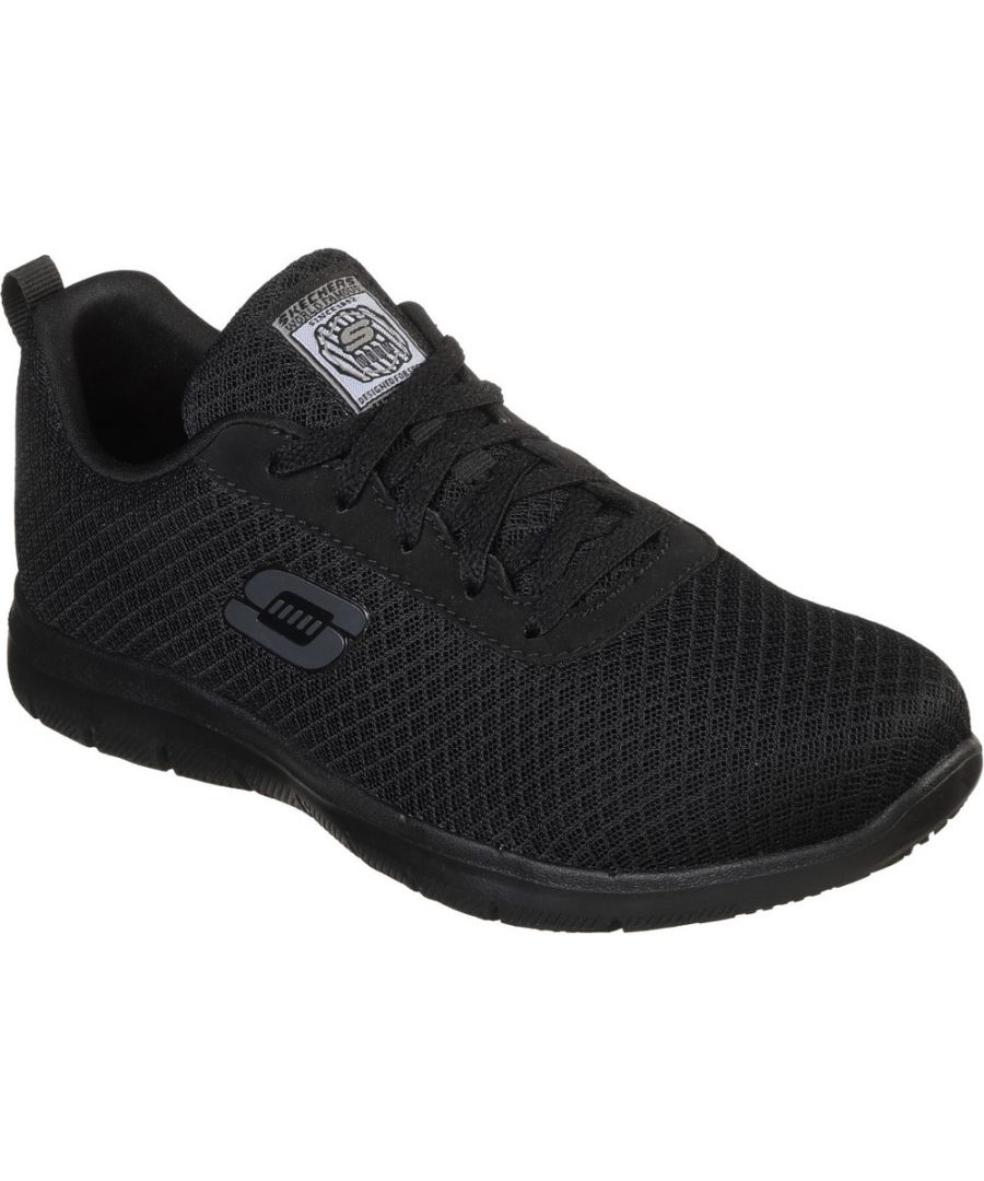 Image for Skechers Womens Ghenter Bronaugh Slip Resistant Trainers