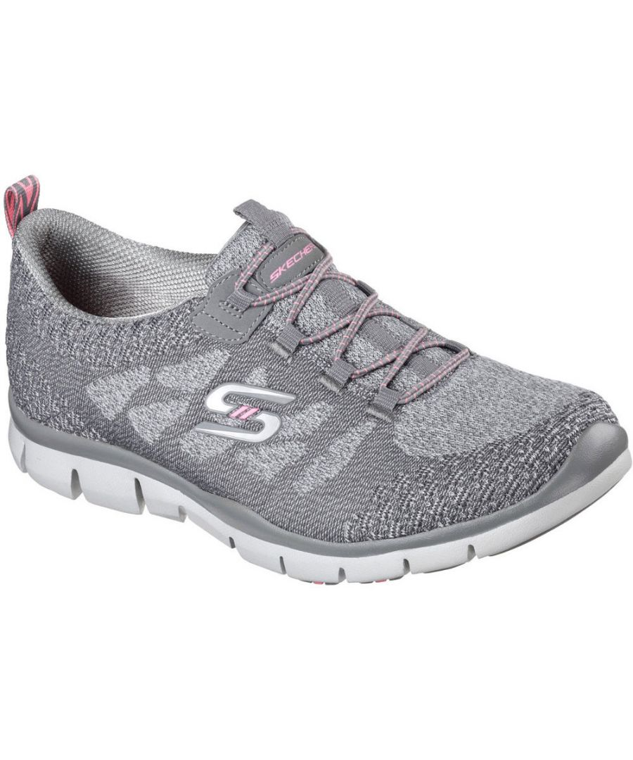 Image for Skechers Womens/Ladies Gratis Sleek And Chic Sporty Casual Trainers