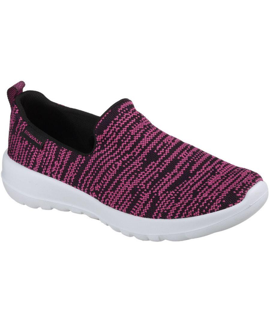 Image for Skechers Womens/Ladies Gowalk Joy Nirvana Breathable Lightweight Shoes