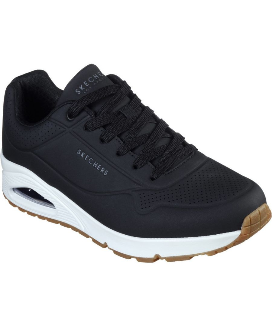 Image for Skechers Boys E-Pro Street Quest High Top Lace Up Trainers