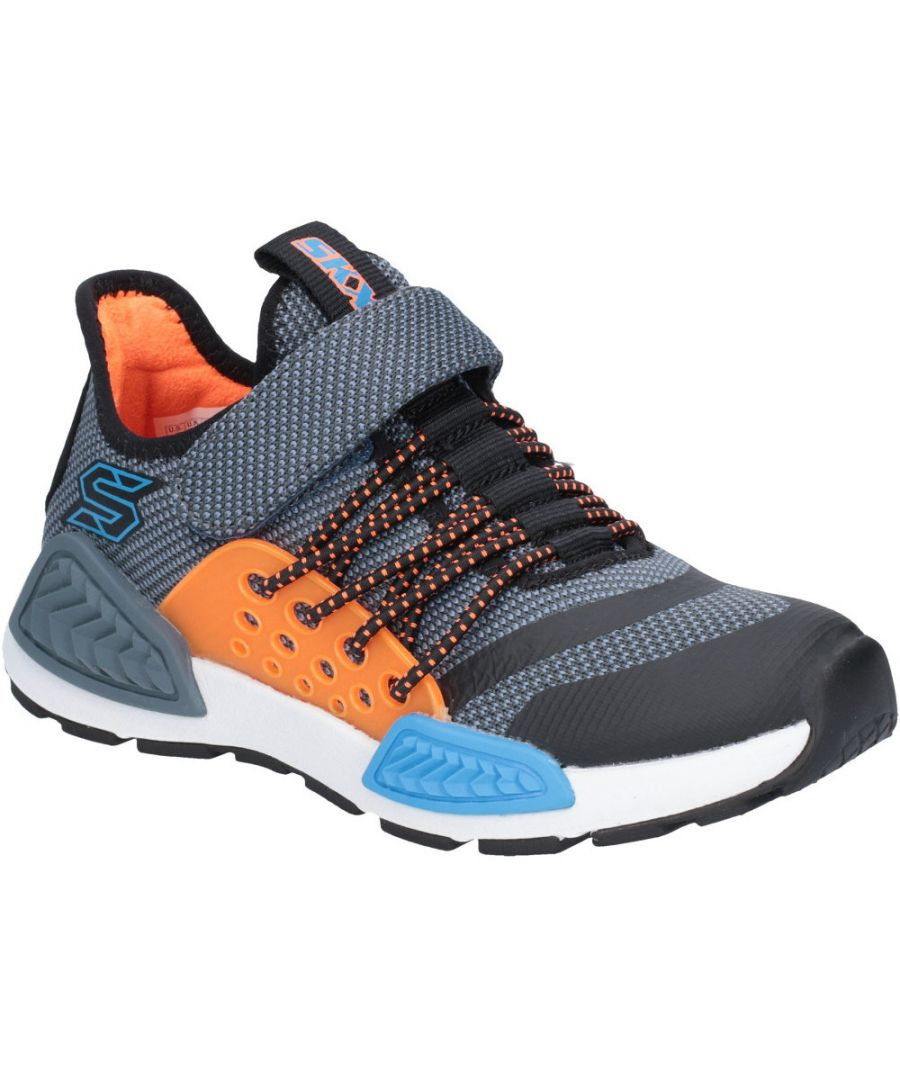 Image for Skechers Boys Kinectors Thermovolt Lace Up Sports Trainers