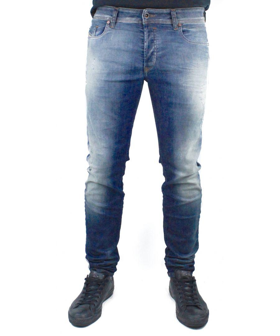 Image for Diesel Sleenker 0670N Jeans