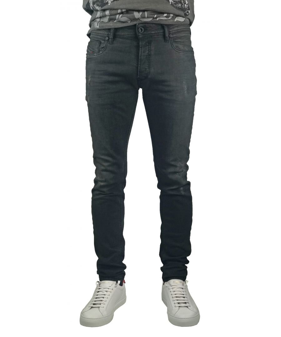 Image for Diesel Sleenker 0676P Jeans