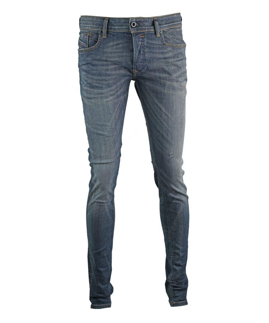 Image for Diesel Sleenker 069DG Jeans