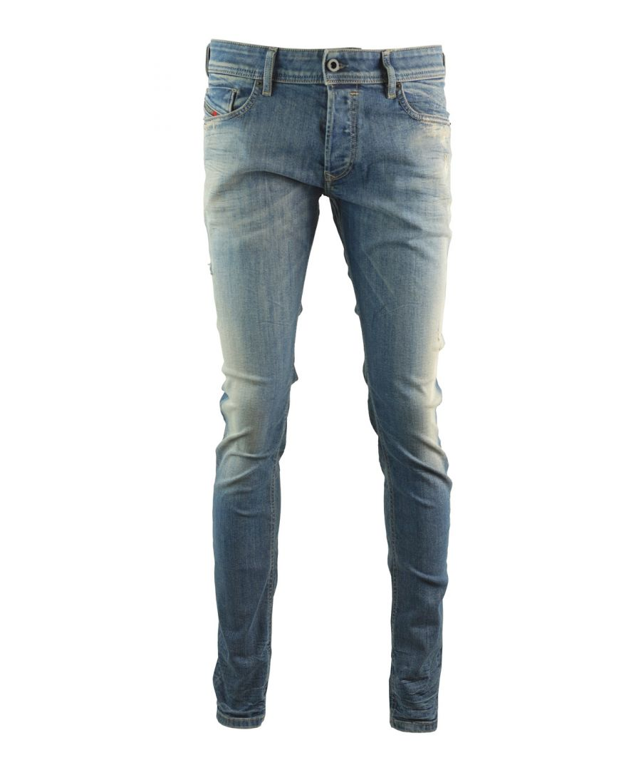 Image for Diesel Sleenker 069FI Jeans