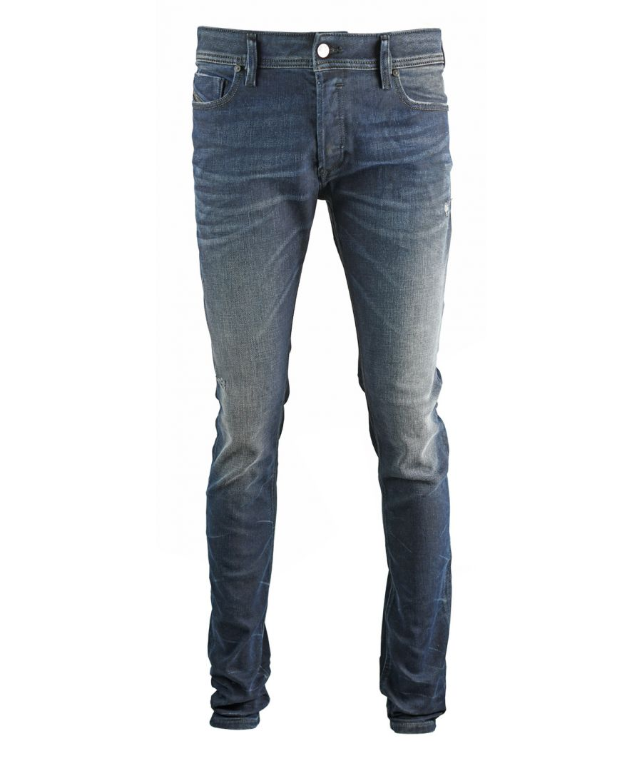 Image for Diesel Sleenker 084JM Jeans