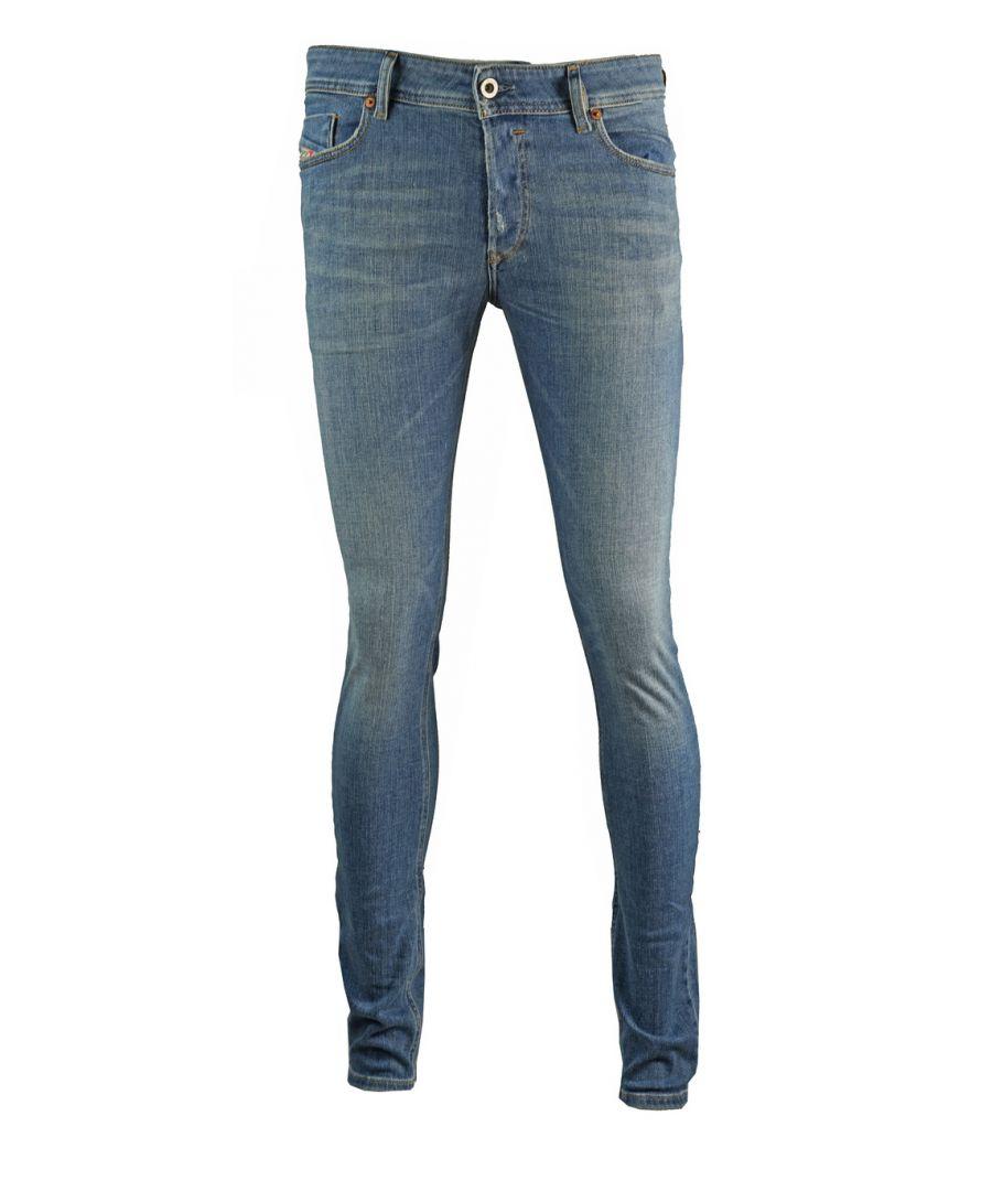 Image for Diesel Sleenker 086AP Jeans