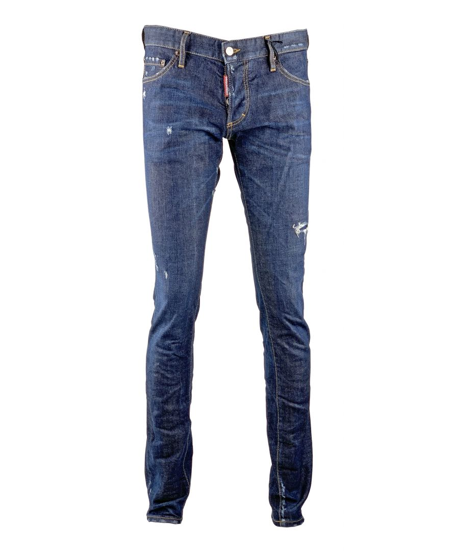 Image for DSquared2 Slim Jean S71LB0337 S30144 470 Jeans