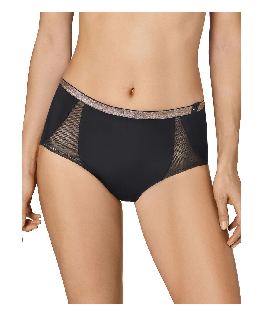 Image for S Symmetry Holiday High Waist Panty