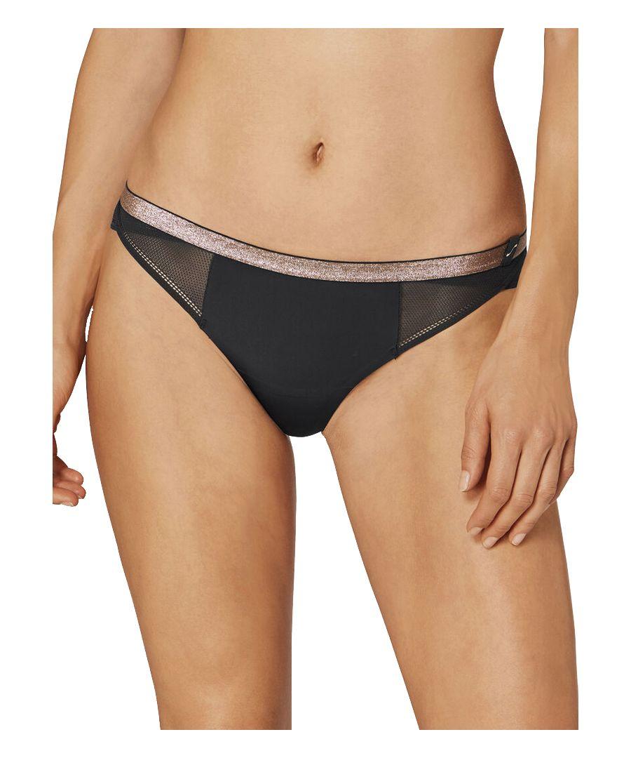 Image for S by Sloggi Symmetry Holiday Brazil Panty