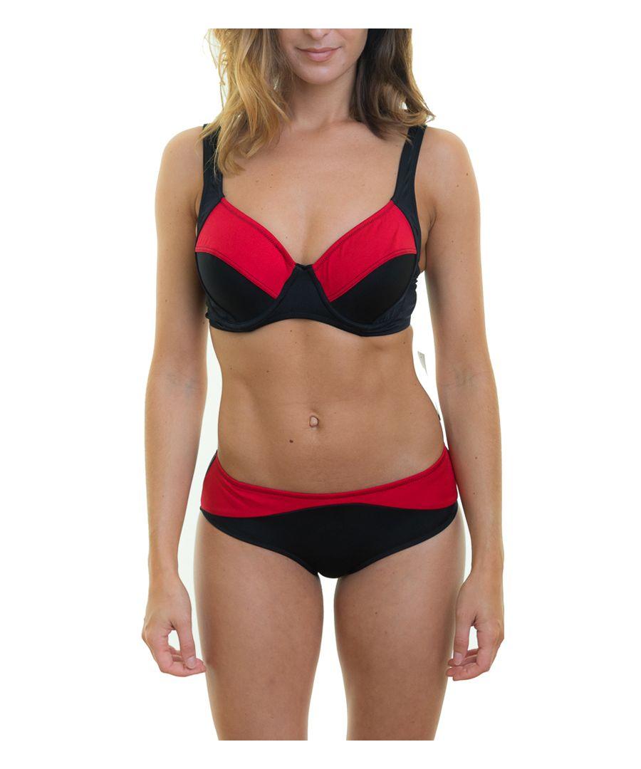 Image for Mode Adele Bikini Set Top & Bottoms